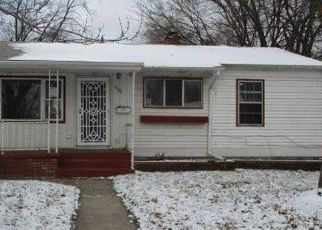 Foreclosure Home in Gary, IN, 46409,  E 39TH AVE ID: F4459387