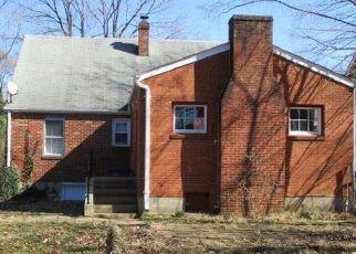 Casa en ejecución hipotecaria in Front Royal, VA, 22630,  DUNCAN AVE ID: F4459661