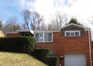 Casa en ejecución hipotecaria in West Mifflin, PA, 15122,  DENNISON DR ID: F4459662
