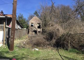 Casa en ejecución hipotecaria in Hyattsville, MD, 20781,  INWOOD ST ID: F4459839