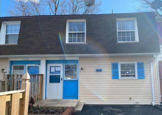 Casa en ejecución hipotecaria in Olney, MD, 20832,  TIDEWATER CT ID: F4460900