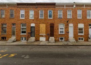 Casa en ejecución hipotecaria in Baltimore, MD, 21205,  N CURLEY ST ID: F4461681