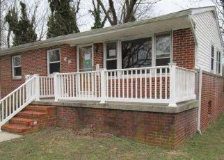 Casa en ejecución hipotecaria in Greensboro, MD, 21639,  LINCOLN ST ID: F4461851