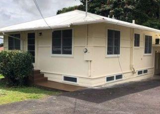 Foreclosure Home in Hilo, HI, 96720,  W PUAINAKO ST ID: F4463525