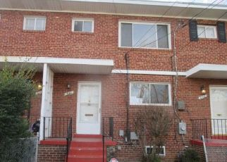 Casa en ejecución hipotecaria in Oxon Hill, MD, 20745,  MAURY AVE ID: F4463849