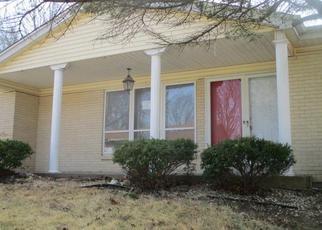 Casa en ejecución hipotecaria in Florissant, MO, 63033,  FOOTHILLS CT ID: F4463917