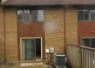 Casa en ejecución hipotecaria in Elkridge, MD, 21075,  WHISPER WAY ID: F4464044
