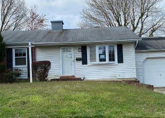 Casa en ejecución hipotecaria in Joppa, MD, 21085,  JOPPA FARM RD ID: F4464584