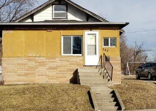 Casa en ejecución hipotecaria in Pontiac, MI, 48341,  S JESSIE ST ID: F4465416