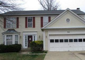 Casa en ejecución hipotecaria in Accokeek, MD, 20607,  CHATSWORTH DR ID: F4466008