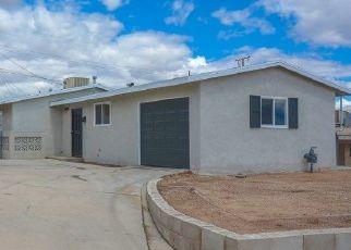 Casa en ejecución hipotecaria in Barstow, CA, 92311,  E ELIZABETH ST ID: F4466762