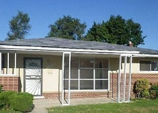 Foreclosure Home in Redford, MI, 48239,  BEECH DALY RD ID: F4467036