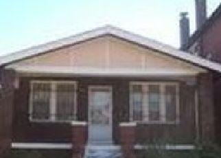 Casa en ejecución hipotecaria in Saint Louis, MO, 63115,  DURANT AVE ID: F4468706
