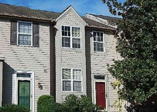 Casa en ejecución hipotecaria in Belcamp, MD, 21017,  CHAPEL GATE PL ID: F4469025