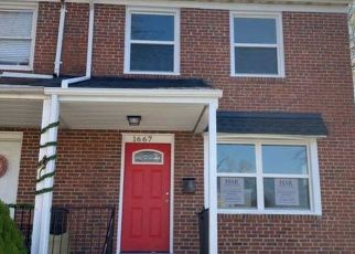 Casa en ejecución hipotecaria in Dundalk, MD, 21222,  KAVANAGH RD ID: F4471391