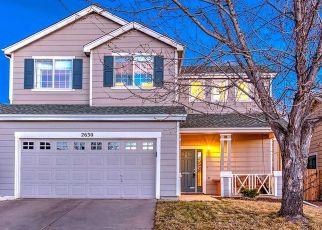 Casa en ejecución hipotecaria in Colorado Springs, CO, 80922,  PONY TRACKS DR ID: F4472167