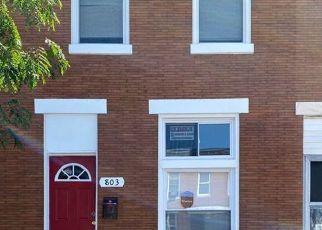 Casa en ejecución hipotecaria in Baltimore, MD, 21205,  N KENWOOD AVE ID: F4472901