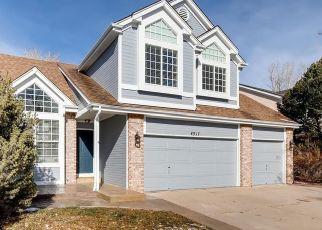 Casa en ejecución hipotecaria in Castle Rock, CO, 80109,  W DEERTRAIL CT ID: F4474455