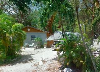 Casa en ejecución hipotecaria in Key Largo, FL, 33037,  ROBERT ST ID: F4474717