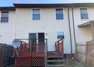 Casa en ejecución hipotecaria in Westminster, MD, 21158,  JOHAHN DR ID: F4475107