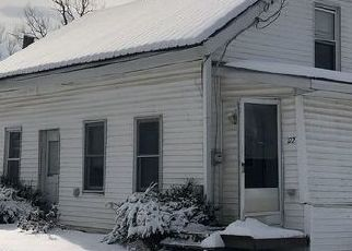 Foreclosure Home in Richford, VT, 05476,  NOYES ST ID: F4475726