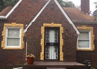 Casa en ejecución hipotecaria in Detroit, MI, 48227,  MARLOWE ST ID: F4476438