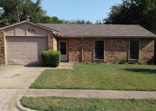 Foreclosure Home in Allen, TX, 75002,  HIGHTRAIL DR ID: F4476606