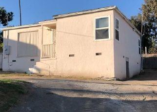 Casa en ejecución hipotecaria in San Diego, CA, 92105,  OLIVE ST ID: F4477403