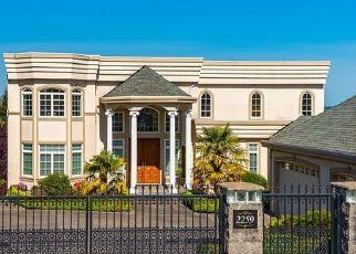 Casa en ejecución hipotecaria in Mercer Island, WA, 98040,  66TH AVE SE ID: F4478036