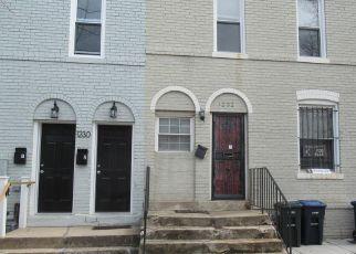 Casa en ejecución hipotecaria in Washington, DC, 20024,  CARROLLSBURG PL SW ID: F4480339