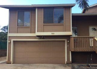 Casa en ejecución hipotecaria in Kihei, HI, 96753,  PAULOA PL ID: F4480820