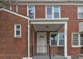 Casa en ejecución hipotecaria in Baltimore, MD, 21211,  GREENSPRING AVE ID: F4480900