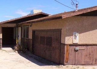 Casa en ejecución hipotecaria in Twentynine Palms, CA, 92277,  SULLIVAN RD ID: F4481205
