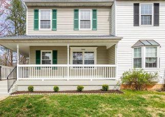 Casa en ejecución hipotecaria in Lanham, MD, 20706,  HOBBLEBUSH CT ID: F4484359