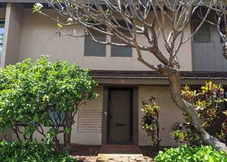 Foreclosure Home in Lahaina, HI, 96761,  PUUKOLII RD ID: F4485675