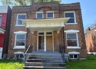 Casa en ejecución hipotecaria in Saint Louis, MO, 63108,  MCMILLAN AVE ID: F4486253