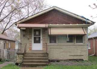 Foreclosure Home in Dolton, IL, 60419,  CHAMPLAIN AVE ID: F4487371