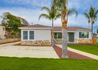 Casa en ejecución hipotecaria in San Diego, CA, 92139,  EDGEWATER ST ID: F4487527