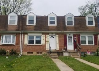 Casa en ejecución hipotecaria in Halethorpe, MD, 21227,  RYERSON CIR ID: F4487894