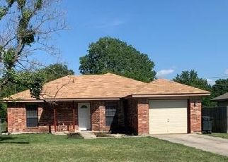 Foreclosure Home in Killeen, TX, 76543,  JEROME DR ID: F4488070