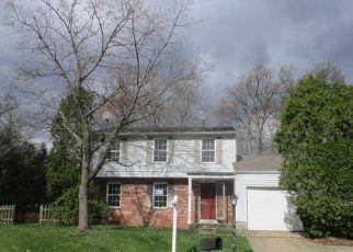 Casa en ejecución hipotecaria in Abingdon, MD, 21009,  BURNLEY CT ID: F4488274