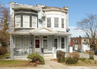 Casa en ejecución hipotecaria in Baltimore, MD, 21218,  E 41ST ST ID: F4489414