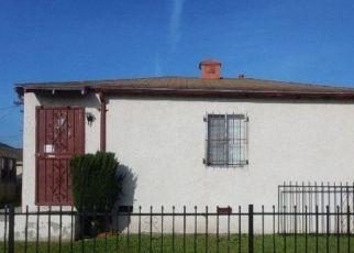 Casa en ejecución hipotecaria in Los Angeles, CA, 90044,  S HOOVER ST ID: F4489933