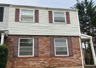 Casa en ejecución hipotecaria in Nottingham, MD, 21236,  GARLAND AVE ID: F4490729