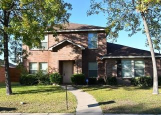 Foreclosure Home in Wylie, TX, 75098,  KERNVILLE DR ID: F4491245