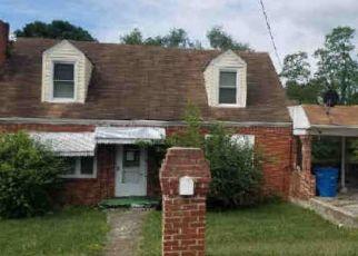 Casa en ejecución hipotecaria in Roanoke, VA, 24017,  CLIFTON ST NW ID: F4491296