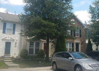 Casa en ejecución hipotecaria in Odenton, MD, 21113,  FALLING BROOK CT ID: F4492265