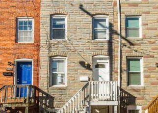Casa en ejecución hipotecaria in Baltimore, MD, 21201,  CALLENDER ST ID: F4492489