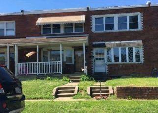 Casa en ejecución hipotecaria in Dundalk, MD, 21222,  DEL HAVEN RD ID: F4492518