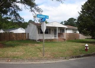 Casa en ejecución hipotecaria in Hampton, VA, 23666,  JUANITA DR ID: F4493354